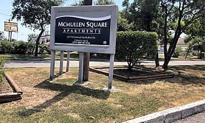 Mcmullen Square, 1