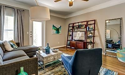 Living Room, Carrington at Perimeter Park., 1