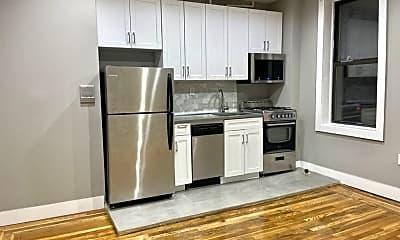 Kitchen, 564 W 185th St, 1