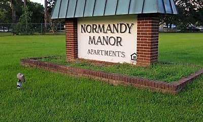 Normandy Manor Apartments, 1