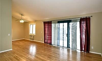 Living Room, 129 Florence Rd 2B, 0