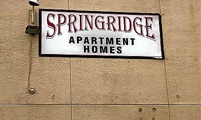 Spring Ridge Apartments, 1