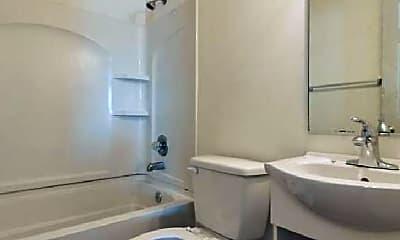 Bathroom, 2917 M St, 2