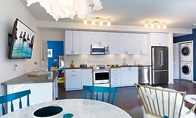 Kitchen, Avalon Hayes Valley, 1