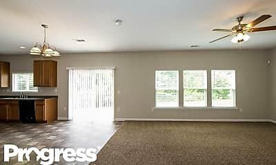 Living Room, 7733 Brookwood Valley Ln, 1