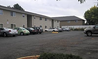 The Meadows Ellensburg apartment, 2