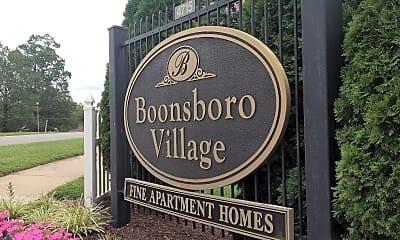 BOONSBORO VILLAGE, 1