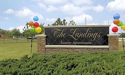 Community Signage, The Landings at Long Lake, 2