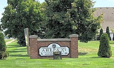 Ahepa 371 Apartments, 1