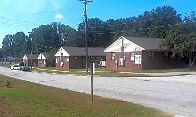 Brown Franklin Court, 2