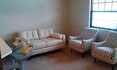 Living Room, Partridge Run Apartments, 0