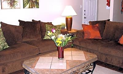Living Room, 8250 E Arabian Trail 111, 0