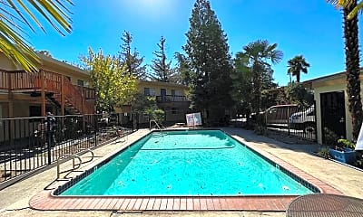 Pool, 2412 Old Sonoma Rd, 2
