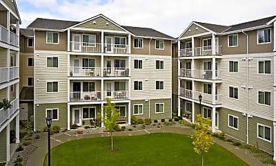 Building, Vintage at Tacoma, 0