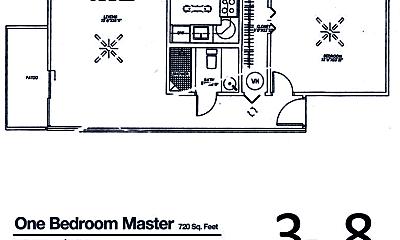 Living Room, 358 Duke Rd, 2