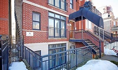 Building, 2215 W Monroe St, 1