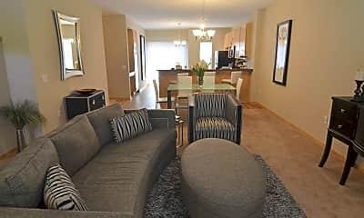 Living Room, Medley Row, 1