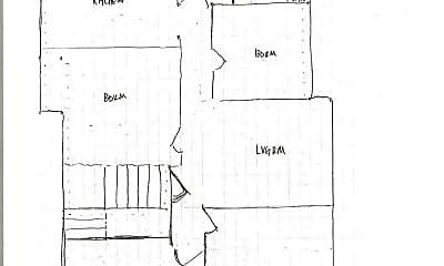 Building, 1311 Madison St, 2