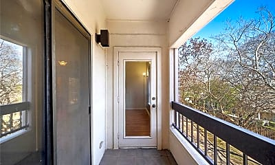 Patio / Deck, 2207 S Braeswood Blvd 42C, 2