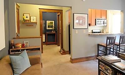 Living Room, KMS Loring Park, 1