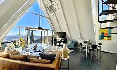 Living Room, 2144 Sunset Plaza Dr, 0