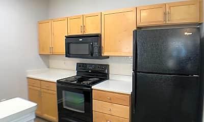 Kitchen, Alta Surf, 2