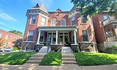 Building, 3867-73 Botanical Avenue, 0