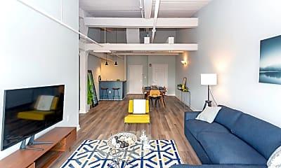 Living Room, Whitlock Mills, 1