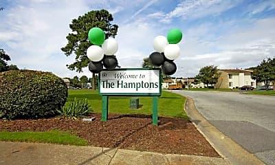 Community Signage, The Hamptons, 2