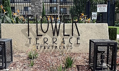 Flower Terrace Apartments, 1