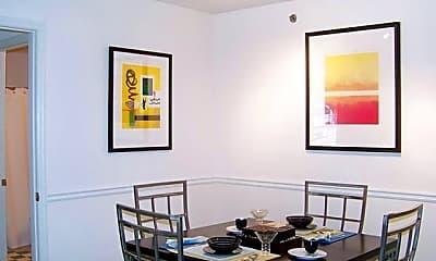 Dining Room, 5000 Webb Bridge Ct Unit #2, 2