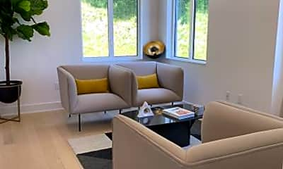 Living Room, 7676 River Rd, 2