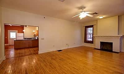 Living Room, 502 E 1st St, 1