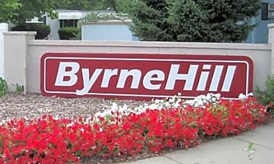 Byrne Hill, 0