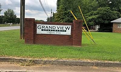 Grandview Apartments, 1