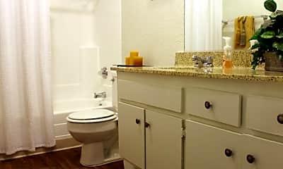 Bathroom, The Mediterranean at Towngate, 2