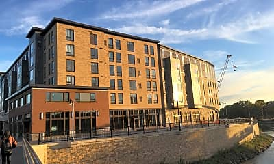 Confluence Mixed Use Student Apartment/Retail Building MEP & Fire Protection -, 0