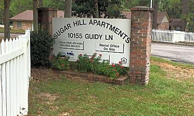 Sugar Hill Apartments, 1