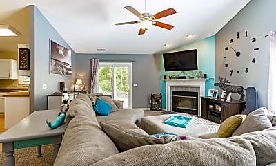 Living Room, 8408 Spring Forest Dr, 1