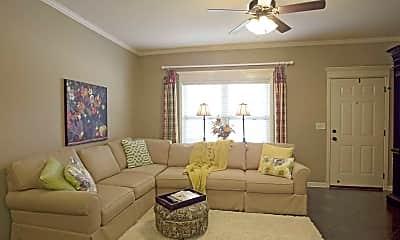 Living Room, St Regis at Hurricane Lake, 1
