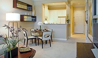 Kitchen, RidgeGate Apartments, 1