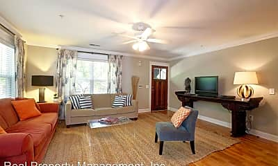 Living Room, 1810 Candlewood Ct, Apt #102, 2