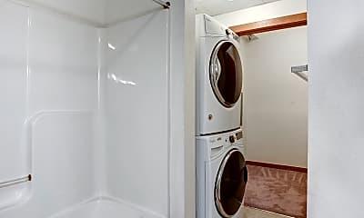 Bathroom, Moline High School Lofts, 2