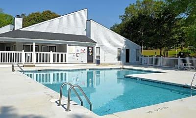 Pool, The Landing On Farmhurst, 1
