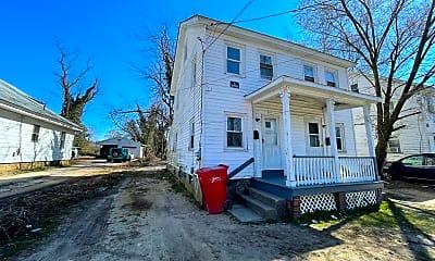 Building, 207 S Pine St, 0