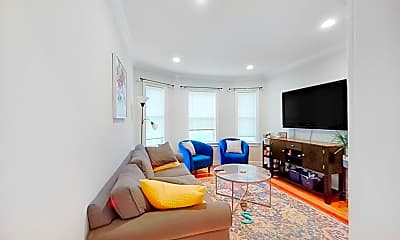 Living Room, 44 Burton St., #2, 0