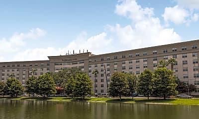Building, The Esplanade at City Park, 1