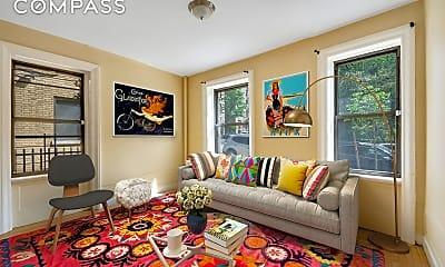 Living Room, 875 W 181st St 1-D, 0