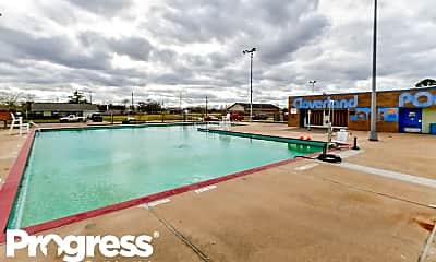 Pool, 11611  DUANE St, 2