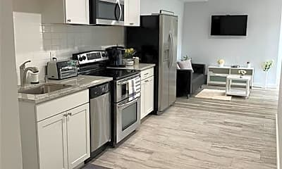 Kitchen, 202 Thames St 2R, 1